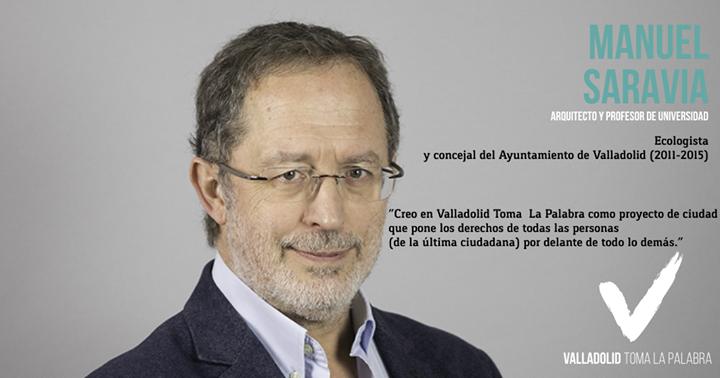 Manuel Saravia Madrigal
